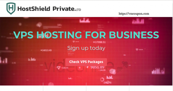 HostShield – Cheap Yearly VPS from $19.99/Year in UK, USA, NL