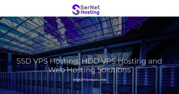 SerNet Hosting – Special KVM VPS from $4/month – 2GB RAM / 100GB HDD / Unlimited bandwidth