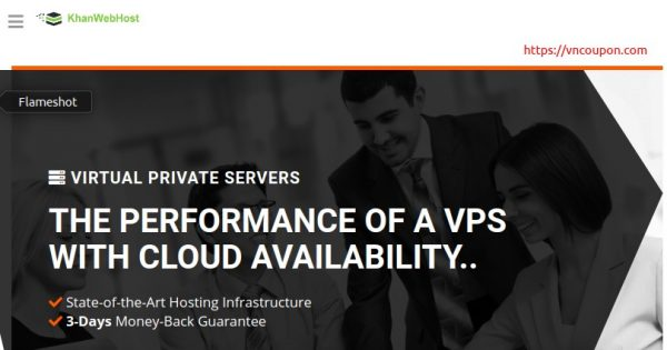 Khan Web Host – Special SSD VPS from $3/month – Multiple Locations + Big Storage