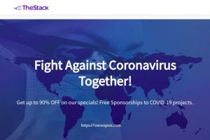 [Against COVID-19] TheStack – 4GB KVM VPS Offer only $7/month