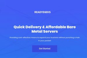ReadyDedis – Affordable Cloud VPS from $4/month – Unmetered Bandwidth