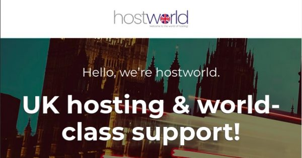 HostWorld – Special KVM SSD VPS from $4.61/month