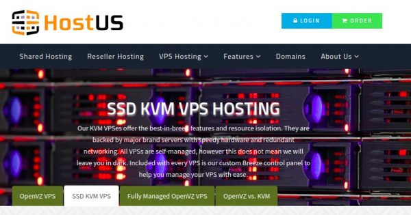 HostUS – 10Gbps Special KVM VPS from $20/Year in Amsterdam!