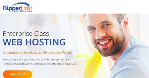 Flipper Host Black Friday 2020 Offer – Shared Hosting from $18/Year – Special VPS from $3.75/month