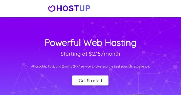 HostUP – Exclusive OpenVZ VPS offers from $27.30/year hosted in the Netherlands