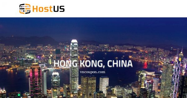 HostUS now offer High Performance SSD KVM VPS in Hong Kong – 15% OFF Coupon Inside!