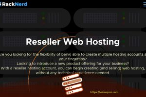 RackNerd – cPanel Reseller Hosting only $57.8/year & cPanel Shared Hosting from $7/Year