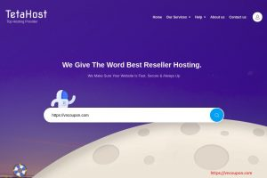 TetaHost – Cheap Shared Hosting from $4.48/Year