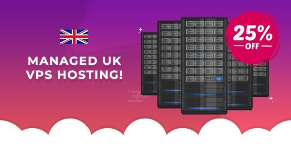 eUKhost – Managed VPS Hosting from £15.59/month – Hot deals today GET 25% OFF!