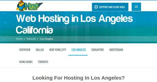 Hawk Host – 50% OFF to celebrating Los Angeles Anniversary