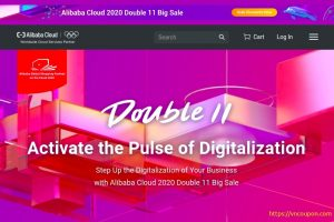 [11.11 Deals] Alibaba Cloud 2020 Double 11 Big Sale – Register and Receive $ 50 Coupon – 50% off on top-selling products