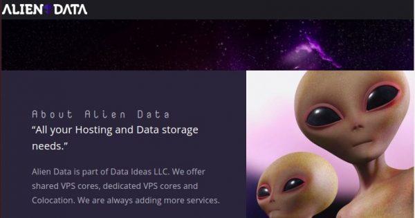 AlienData Birthday- Special Ryzen VPS from $2.50/month – Xeon Storage VPS from $5.00/month