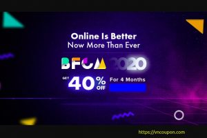 [Black Friday 2020] Cloudways – 40% OFF for 4 Months on all cloud hosting plans