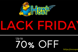 [Black Friday 2020] Hawk Host Hosting Deals! Save 70% Off