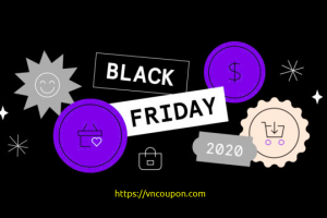 [Black Friday 2020] List of all VPS Hosting & Domain Coupons!