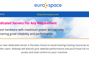 Euro-Space – Special Dedicated Server –  Intel Xeon E3-1230 / 32GB RAM / 2 X 240GB SSD / only €59.95/month in the UK