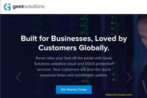 Geek Solutions – 50% OFF New York Reseller Hosting from $3.5/month, 100% Free DDoS Protection
