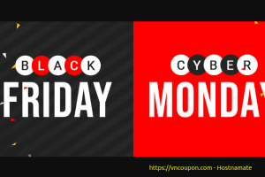 HostNamaste – Black Friday 2020 and Cyber Monday 2020 Deals – Special Shared + Reseller + KVM Storage VPS & More!