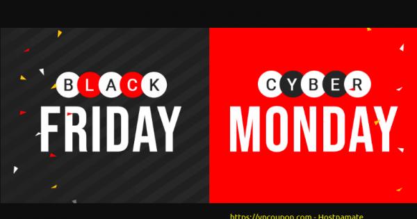 HostNamaste – Black Friday 2020 and Cyber Monday 2020 Deals – Special Shared + Reseller + KVM Storage VPS & More!