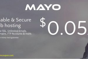Mayo Host – Special SSD Web Hosting from $3/year