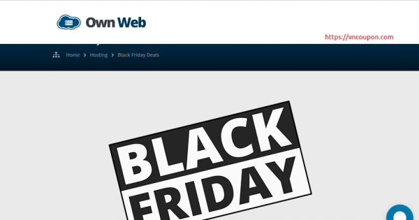 [Black Friday 2020] Own Web – Special VPS from £21.00/Year in Germany & UK