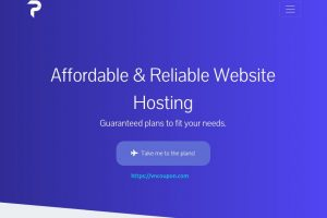 ProximCloud Shared Hosting Offers – 30% Off First Two Months (From $1.09 per month)
