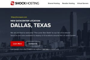 Shock Hosting – 65% OFF for Life Dedicated Servers from $35/month in Dallas, TX