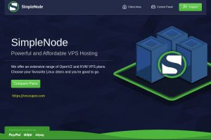 SimpleNode –  50% OFF Storage VPS from $5/month in Dallas, TX