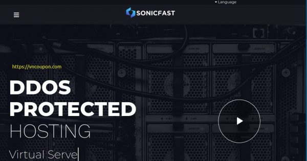 SonicFast Christmas 2020 Sales started – 30% Off on VPS Hosting – 5€ Layer 7 Anti-DDoS – 5GB RAM OpenVZ 7 VPS only €5.30/month