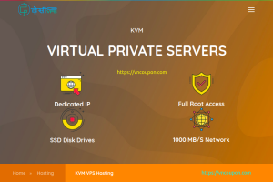 DesiVPS Holiday Sales – Special KVM VPS from $20/year
