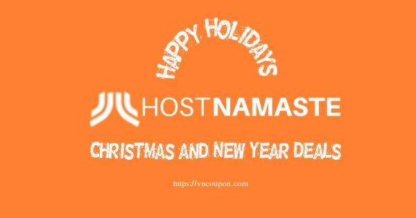[Xmas 2020] HostNamaste Christmas and New Year Deals – OpenVZ VPS from $10/Year and KVM VPS from $15/year