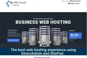 LittleCreek – Special KVM VPS from $3.5/month (4GB RAM | 4 Cores | 80GB SSD)