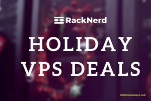 [Xmas 2020] RackNerd Holiday Sales – Special KVM VPS from $16.81/Year