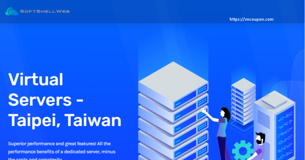 SoftShellWeb offer Special Taiwan KVM VPS from $49/year! 1GB Network