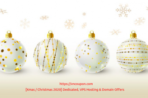 Xmas / Christmas 2020 Dedicated, VPS & Domain Offers