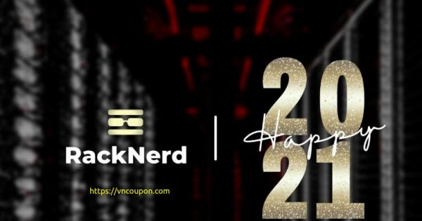 [New Year 2021] RackNerd Amazing Deals – KVM VPS from $14.38/Year – Windows VPS from $69/Year – Shared Hosting from $9.38/Year