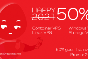 [New Year 2021] Time4VPS offer 50% Off All VPS Packages