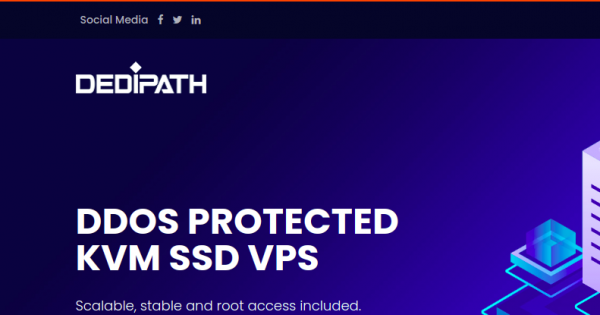 DediPath – 45% off OpenVZ, KVM and Hybrid Servers from $11/Year located in Dallas