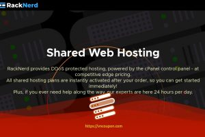 RackNerd – cPanel Shared Hosting from $9.38/YEAR & Reseller Hosting from $18.29/YEAR