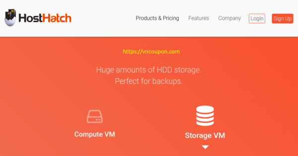 HostHatch – Storage and NVMe VPS Promotions from $18/Year