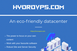 HydroVPS – Special Unmetered VPS Offers from $5/month in Canada