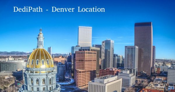 DediPath New Denver Location! 50% Off SSD VPS