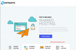 HostBastic – DirectAdmin Shared Hosting offer from £3.00/year in Singapore/London/USA!