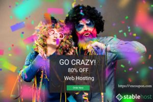 StableHost Coupon & Promo Codes in May 2021 – 80% Off Hosting + Exclusive Special on Advanced Domain Extension(s)