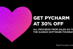 Support the Django Software Foundation by buying PyCharm at a 30% Discount