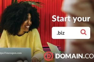 Domain.com Coupon on May 2021 – Only $7.49/Year .COM & $9.74 .NET & $4.99 .BIZ Domain Registration