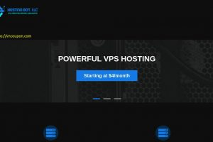 Hosting Bot – 10Gbps NVMe Ryzen VPS Offers in Dallas / Los Angeles / Jacksonville