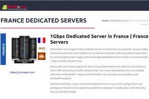 Parkinhost – Unmetered Dedicated Server from $25/month