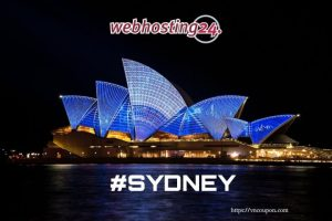 Webhosting24 Sydney Launch – Special Ryzen VPS from €15/year