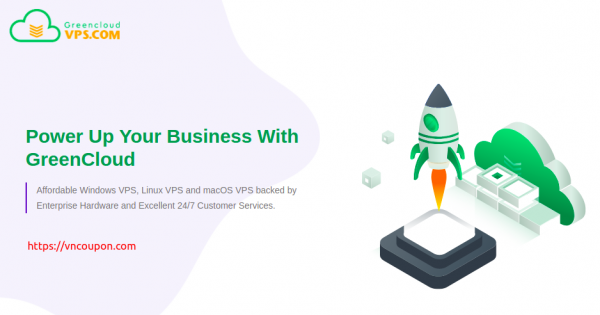 GreenCloudVPS – 10Gbps Ryzen VPS from $20/Year with NVMe + Multi Location